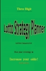 Three Digit Lotto Strategy Planner Full Pick 3 Sequence Cover Image