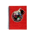 DC Comics: Harley Quinn Spiral Notebook Cover Image