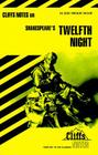 CliffsNotes on Shakespeare's Twelfth Night Cover Image