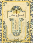 Butterfly Journal Clipart Elements: Clipart elements pockets, corners and more! Cover Image