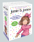 Junie B. Jones Complete Kindergarten Collection: Books 1-17 with paper dolls in boxed set Cover Image