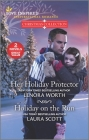Her Holiday Protector and Holiday on the Run Cover Image