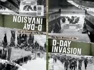 The Split History of the D-Day Invasion: A Perspectives Flip Book (Perspectives Flip Books: Famous Battles) Cover Image