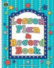 Marquee Lesson Plan & Record Book Cover Image