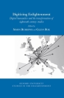 Digitizing Enlightenment: Digital Humanities and the Transformation of Eighteenth-Century Studies Cover Image