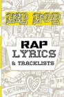 Hip Hop notebook for your Lyrics: Rap for ever Cover Image