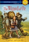 The Wizard of Oz (A Stepping Stone Book(TM)) Cover Image