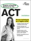 English and Reading Workout for the ACT, 2nd Edition Cover Image