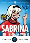 The Complete Sabrina the Teenage Witch: 1962-1971 Cover Image