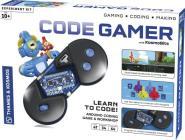 Code Gamer (Robotics) Cover Image