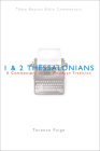 Nbbc, 1 & 2 Thessalonians: A Commentary in the Wesleyan Tradition (New Beacon Bible Commentary) Cover Image