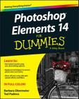 Photoshop Elements 14 for Dummies Cover Image