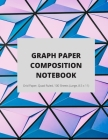 Graph Paper Composition Notebook: Grid Paper, Quad Ruled, 100 Sheets (Large, 8.5 x 11) Cover Image
