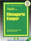 Menagerie Keeper: Passbooks Study Guide (Career Examination Series) Cover Image