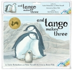 And Tango Makes Three: Book and CD Cover Image