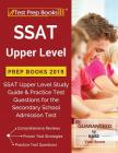 SSAT Upper Level Prep Books 2019: SSAT Upper Level Study Guide & Practice Test Questions for the Secondary School Admission Test Cover Image