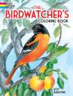 The Birdwatcher's Coloring Book (Dover Nature Coloring Book) Cover Image