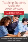 Teaching Students about the World of Work: A Challenge to Postsecondary Educators Cover Image