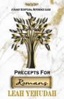 Precepts For Romans Cover Image