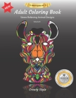 Adult Coloring Book: Stress Relieving Animal Designs - Volume II Cover Image