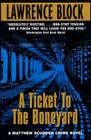 A Ticket to the Boneyard (Matthew Scudder Series #8) Cover Image