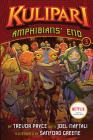 Amphibians' End (A Kulipari Novel #3) Cover Image