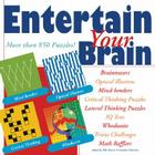 Entertain Your Brain: More Than 850 Puzzles! Cover Image
