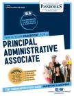 Principal Administrative Associate (Career Examination Series #2394) Cover Image