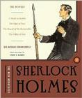 The New Annotated Sherlock Holmes, Volume 3: A Study in Scarlet, the Sign of Four, the Hound of the Baskervilles, & the Valley of Fear Cover Image