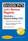 Let's Review Regents: Chemistry--Physical Setting 2020 (Barron's Regents NY) Cover Image