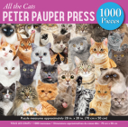 All the Cats 1,000 Piece Jigsaw Puzzle Cover Image