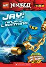 Jay, Ninja of Lightning (LEGO Ninjago: Chapter Book) Cover Image
