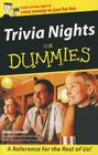 Trivia Nights for Dummies Cover Image