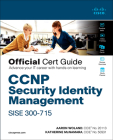 CCNP Security Identity Management Sise 300-715 Official Cert Guide Cover Image