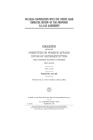 Nuclear cooperation with the United Arab Emirates: review of the proposed US-U.A.E. agreement Cover Image