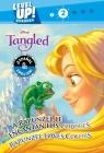 Rapunzel Loves Colors / A Rapunzel le encantan los colores (English-Spanish) (Disney Tangled) (Level Up! Readers) (Disney Bilingual) Cover Image