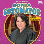 Sonia Sotomayor: Supreme Court Justice Cover Image