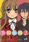Toradora! (Manga) Vol. 1 Cover Image
