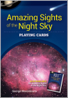 Amazing Sights of the Night Sky Playing Cards (Nature's Wild Cards) Cover Image