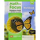 Student Workbook, Book a Grade 3 (Math in Focus: Singapore Math) Cover Image