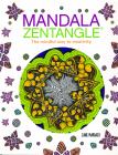 Mandala Zentangle Cover Image