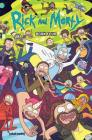 Rick and Morty Book Four: Deluxe Edition Cover Image