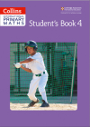 Collins International Primary Maths – Student's Book 4 Cover Image