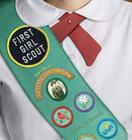 First Girl Scout: The Life of Juliette Gordon Low Cover Image