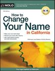 How to Change Your Name in California Cover Image