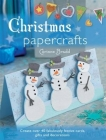 Christmas Papercrafts Cover Image