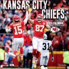 Kansas City Chiefs: 2020 12x12 Team Wall Calendar Cover Image