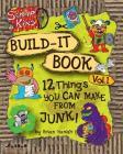 Scrap Kins Build-it Book Volume 1 Cover Image