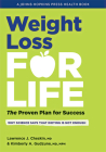 Weight Loss for Life: The Proven Plan for Success (Johns Hopkins Press Health Books) Cover Image