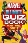 Marvel Ultimate Quiz Book: Are You a Marvel Expert? Cover Image